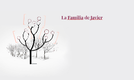 La Familia de Javier
