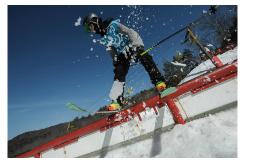 freestyle skiën