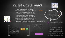 Copy of Redes y Telarañas