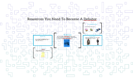 Resources You Need To Become A Debator
