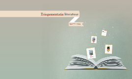 Triopresentatie literatuur