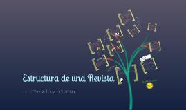 Copy of Estructura de Una revista