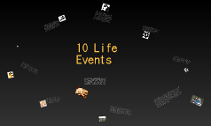 10 Significant Events