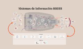 Sistemas de información RRHH