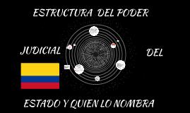 Copy of ESTRUCTURA  DEL PODER
