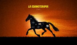 Copy of La Equinoterapia