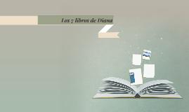Los 7 libros de Diana