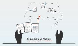 Ciudadanía en México
