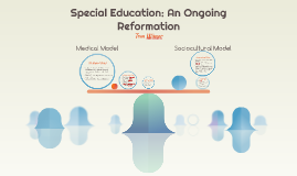 Special Education: An Ongoing Reformation