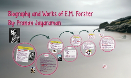Biography and Works of E.M. Forster