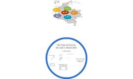 Sistema General de Participaciones Educación