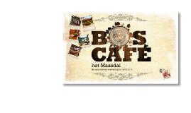 Het marketingplan 2012-2013 het boscafé het Maasdal NCOI