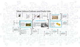 Copy of West Africa Culture and Daily Life