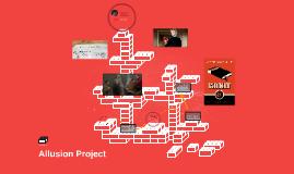 Allusion Project
