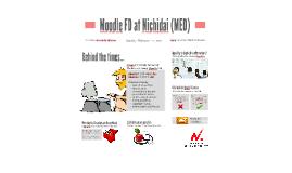 Moodle FD at Nihon University School of Medicine