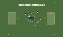 Final de Champions 2016