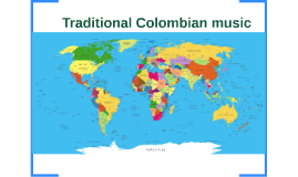 Traditional Colombian music