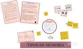 Copy of TIPOS DE MEMORIA