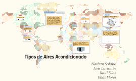 Copy of Copy of Tipos de Aires