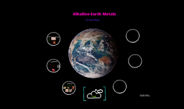 Alkaline-Earth Metal