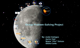 Group Problem-Solving Project