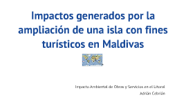 Copy of Impacto Maldivas