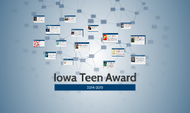 Iowa Teen Award