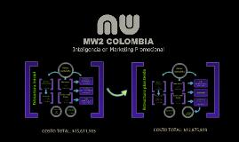 Estructura Organizacional MW2