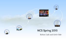 NCS Spring 2015