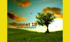Copy of Sonnet 18 PREZI