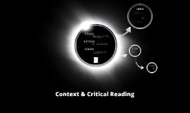 Context & CR
