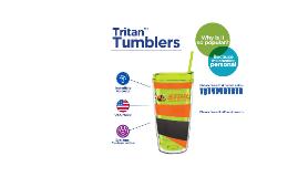 Tritan™ Tumblers