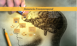 Demencia Frontotemporal