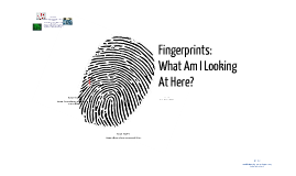 Copy of Introduction to Fingerprints