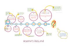 Ademir's RESUME