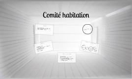 Copy of Comité habitation