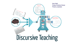 Discursive Teaching