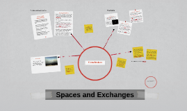 Spaces and Exchanges