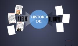 LA LECHE & EL HUEVO