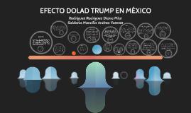 Efecto Donald Trump