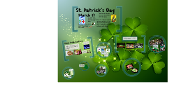 St. Patrick's Day Presentation