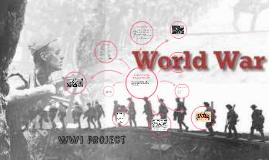 ww1 project