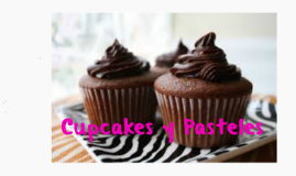 Nuestra Wix Cupcakes & Pasteles