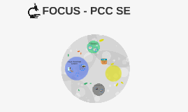 FOCUS-PCC SE for Faculty In-Service May 2015