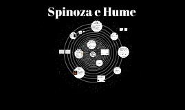 Spinoza e Hume