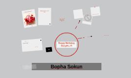 Bopha Sokun