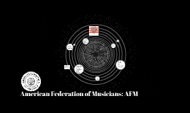 American Federation of Musicians: AFM