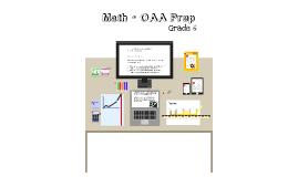 Math - OAA Prep, Grade 6
