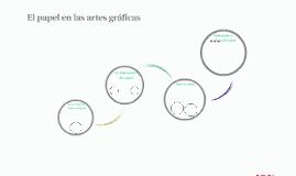 El papel en las artes gráficas