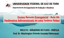 MEC009 - LAB. SISTEMAS FLUIDO MECÂNICOS - AULA 09